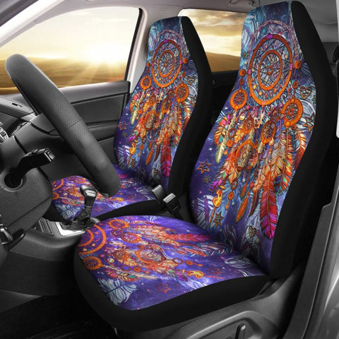 Dreamcatcher, car seat cover, dream catcher seat covers, native american