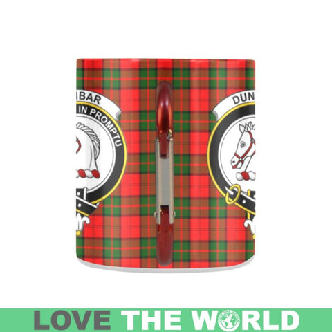 Image of Tartan Mug - Clan Dunbar Tartan Insulated Mug A9 | Love The World