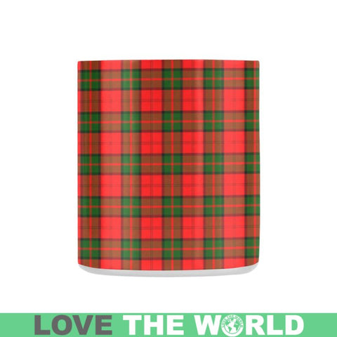 Tartan Mug - Clan Dunbar Tartan Insulated Mug A9 | Love The World
