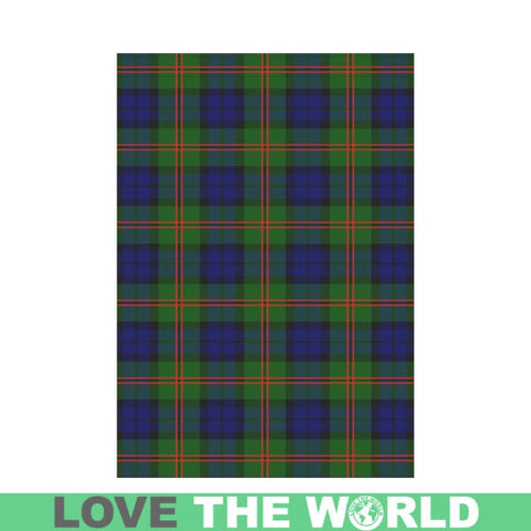 Dundas Modern  Tartan Flag K7 |Home Decor| 1sttheworld