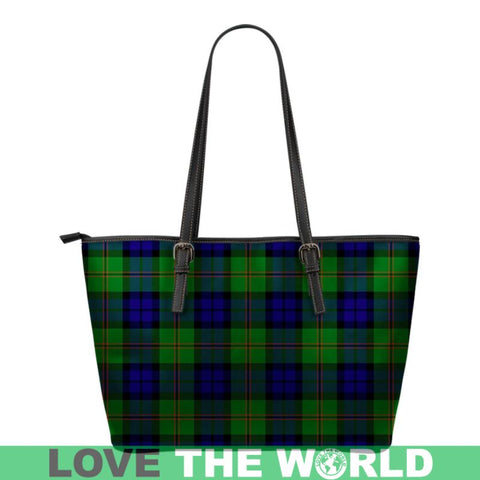 Dundas Modern  Tartan Handbag - Tartan Small Leather Tote Bag Nn5 |Bags| Love The World