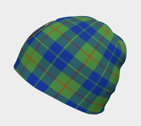 Image of Barclay Hunting Ancient Tartan Clan Crest Beanie Hj4