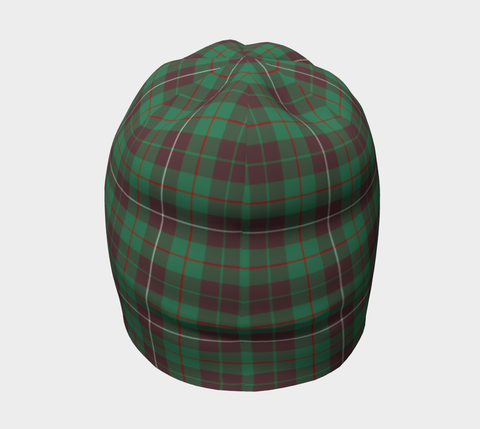 MacKinnon Hunting Ancient Tartan Clan Crest Beanie Hj4