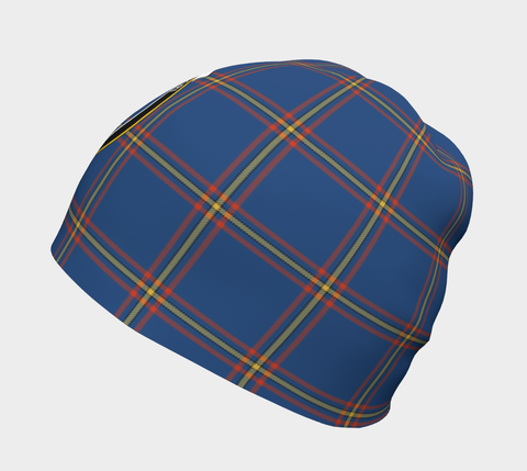 MacLaine of Loch Buie Hunting Ancient Tartan Clan Crest Beanie Hj4