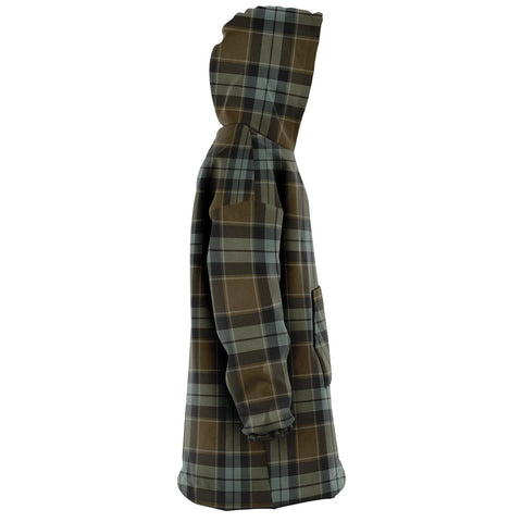Graham of Menteith Weathered Snug Hoodie - Unisex Tartan Plaid Right