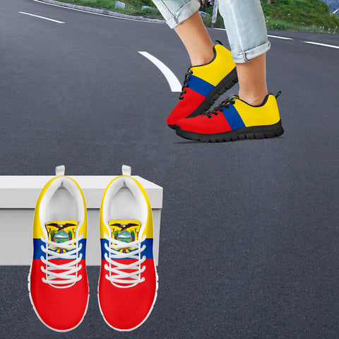 ecuador sneakers, ecuador shoes, shoes, footwear, 1sttheworld, online shopping, ecuador flag, cyber monday, black friday