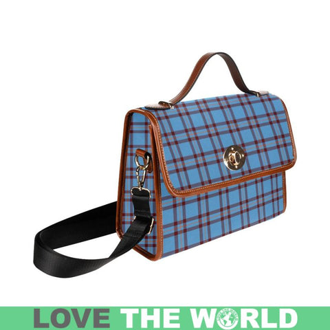 Elliot Ancient Tartan Plaid Canvas Bag | Online Shopping Scottish Tartans Plaid Handbags