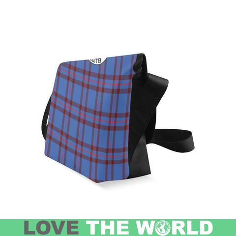 Elliot Modern Tartan Clan Badge Crossbody Bag Nn5 |Bags| Love The World