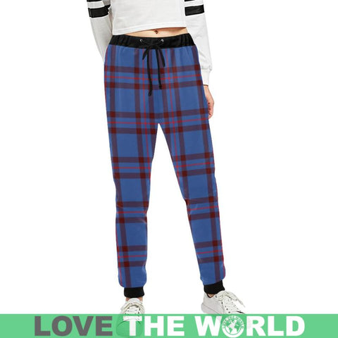 Tartan Sweatpant - Elliot Modern | Great Selection With Over 500 Tartans