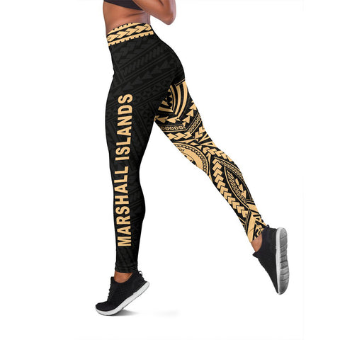 Marshall Islands Leggings | Women Pants | Polynesian