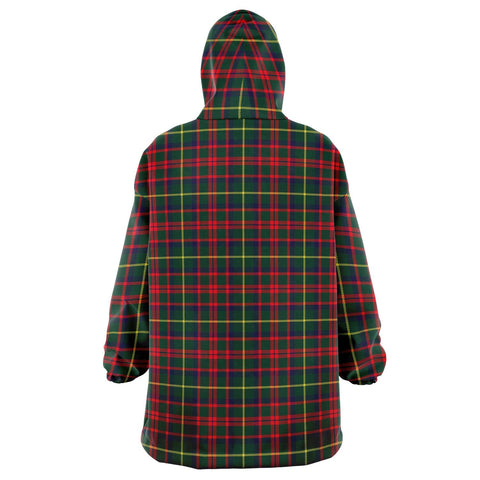 MacKintosh Hunting Modern Snug Hoodie - Unisex Tartan Plaid Back