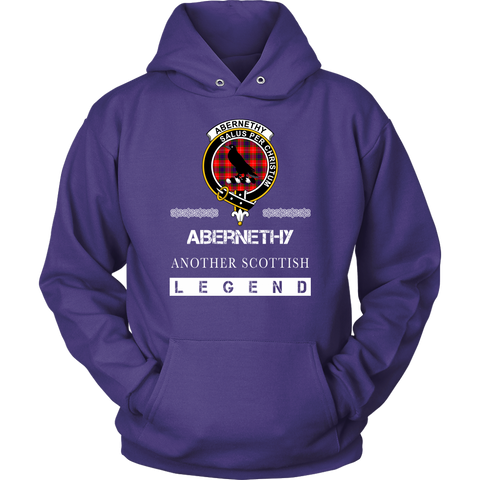 Image of Abernethy Scottish Legend T-shirt And Hoodie | Scotland Clothing | Hot Sale