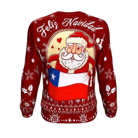 Chile Sweatshirt Chritstmas | Special Design | 1sttheworld
