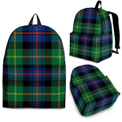 Farquharson Ancient Tartan Backpack Backpacks