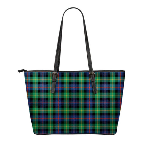 Farquharson Ancient  Tartan Handbag - Tartan Small Leather Tote Bag Nn5 |Bags| Love The World