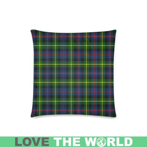 Farquharson Modern Tartan Pillow Cases Hj4 One Size / Farquharson Modern Back Custom Zippered Pillow