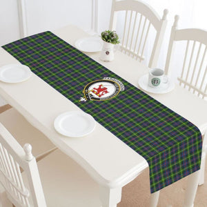 Farquharson Modern Tartan Table Runner - Tm Runners