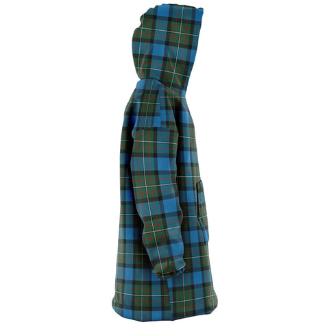 Fergusson Ancient Snug Hoodie - Unisex Tartan Plaid Right