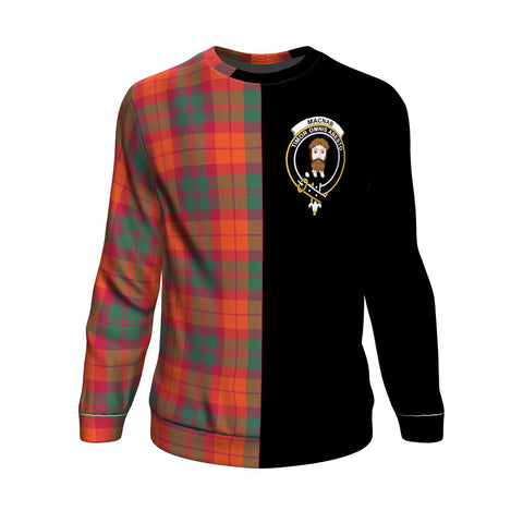 Image of MacNab Ancient Tartan Sweatshirt - Half Style | 1sttheworld.com
