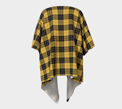 Macleod Of Lewis Ancient Tartan Draped Kimono - Bn |Women's Clothing| 1sttheworld