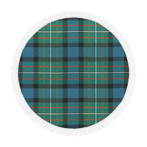 Ferguson Ancient Tartan Circular Shawl Th1 Shawls