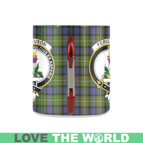 Image of Tartan Mug - Clan Ferguson Tartan Insulated Mug A9 | Love The World