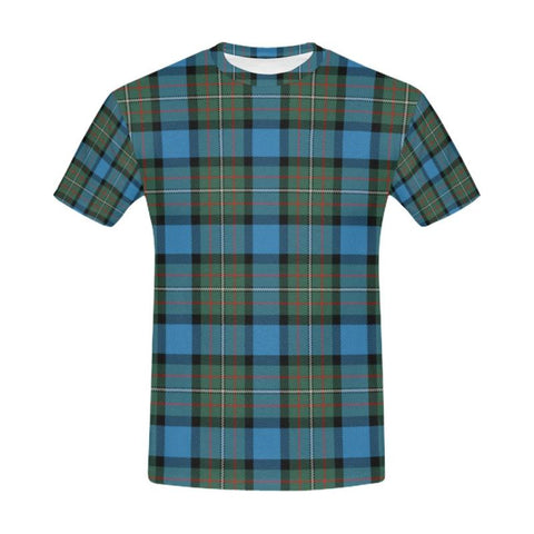 Tartan T-shirt - Fergusson Ancient| Tartan Clothing | Over 500 Tartans and 300 Clans