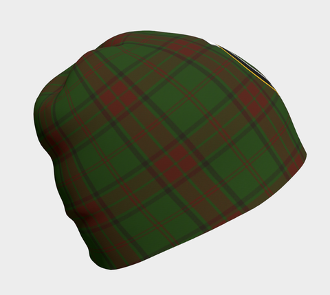 Image of Maxwell Hunting Tartan Clan Crest Beanie