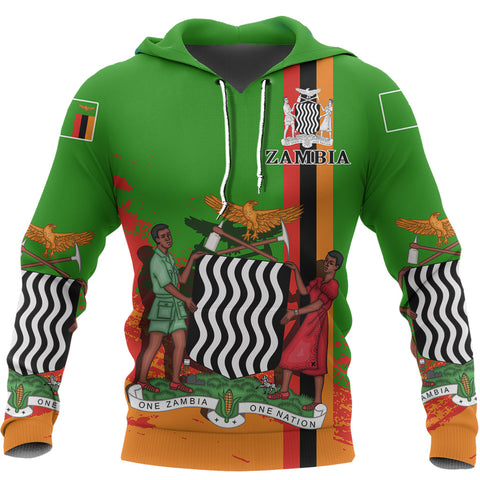 Zambia Special Hoodie A7
