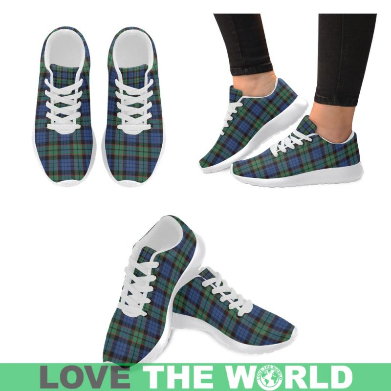 4ad6cbb16153 Fletcher Ancient Tartan Shoes  Tartan Sneakers HJ4 – LoveTheWorld