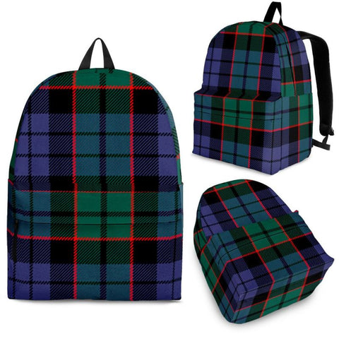 Fletcher Modern Tartan Backpack Backpacks