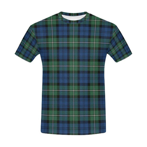 Tartan T-shirt - Forbes Ancient| Tartan Clothing | Over 500 Tartans and 300 Clans