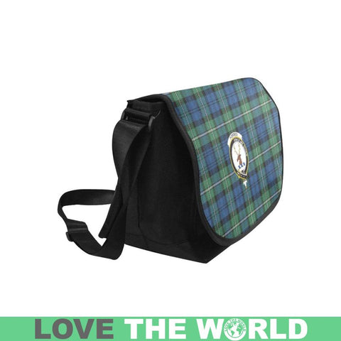 Forbes Ancient Tartan Clan Badge Messenger Bag - Sd1 New Messenger Bag (Model 1667) Bags (1667)