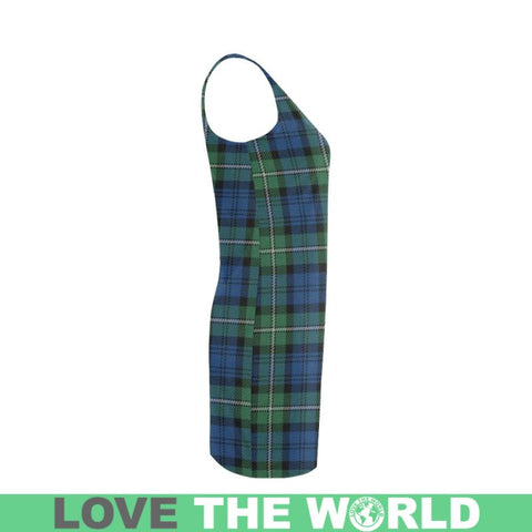 Forbes Ancient Tartan Medea Vest Dress | Women Dresses | 1sttheworld