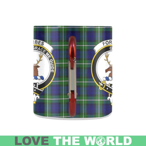 Tartan Mug - Clan Forbes Tartan Insulated Mug A9 | Love The World