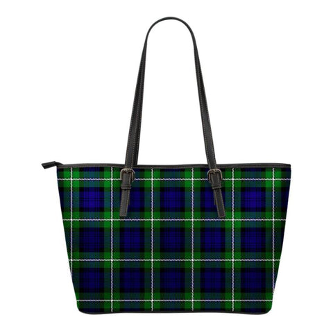 Forbes Modern  Tartan Handbag - Tartan Small Leather Tote Bag Nn5 |Bags| Love The World