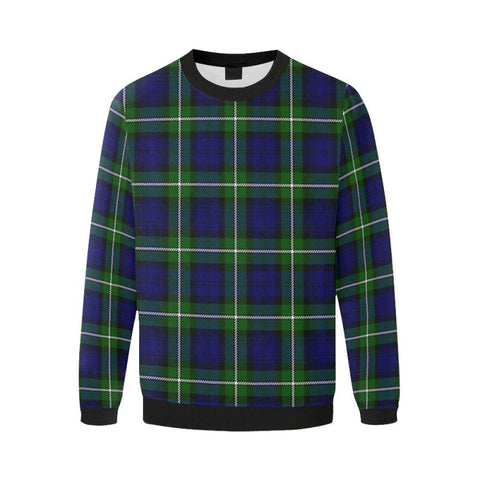 Image of Forbes Modern Tartan Sweatshirt Nn5 |Clothing| 1sttheworld