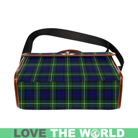 Image of Forbes Modern Tartan Plaid Canvas Bag | Online Shopping Scottish Tartans Plaid Handbags
