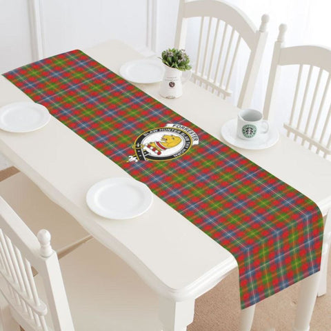 Image of Forrester Tartan Table Runner - Tm Runners