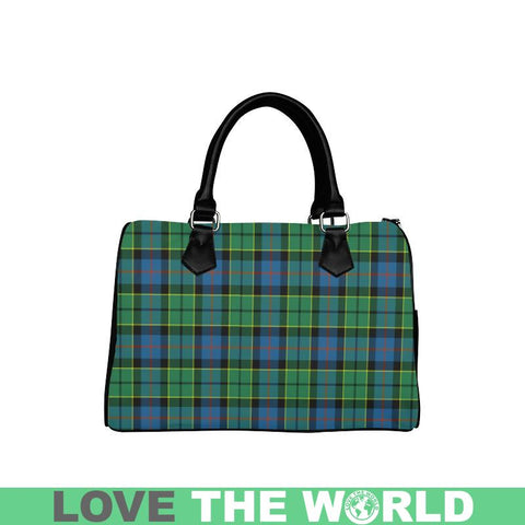 Forsyth Ancient Tartan Boston Handbag Hj4 Handbags