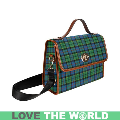 Forsyth Ancient Tartan Plaid Canvas Bag | Online Shopping Scottish Tartans Plaid Handbags