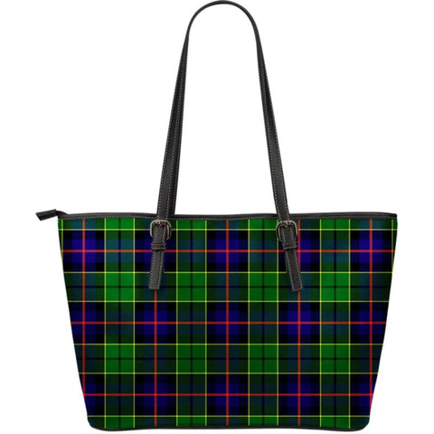 Forsyth Modern Tartan Handbag - Large Leather Tartan Bag Th8 |Bags| Love The World