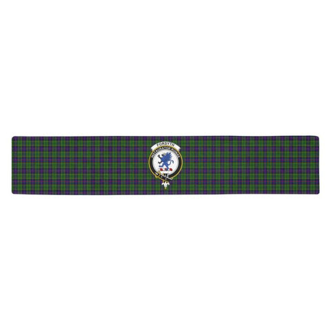 Forsyth Modern Tartan Table Runner - Tm One Size / Table Runner 14X72 Inch Runners