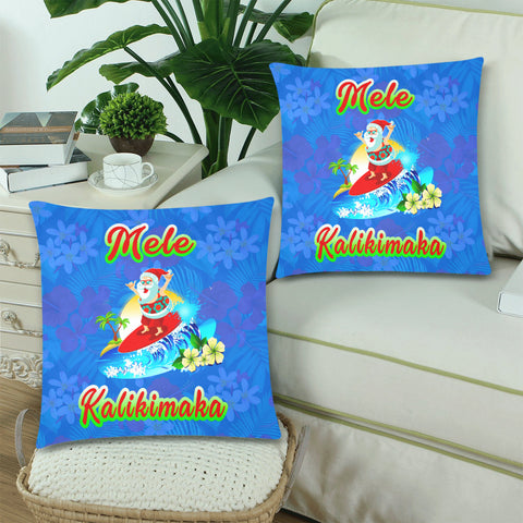 Image of Merry Christmas Hawaii Pillow Case | Special Custom Design
