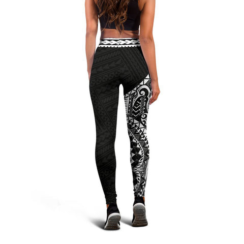 Image of Polynesian Rising 3rd Leggings | Women | Clothing