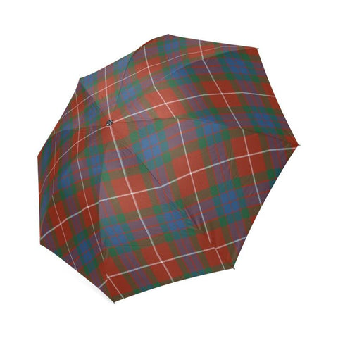 Fraser Ancient Tartan Foldable Umbrella Th8 |Accessories| 1sttheworld