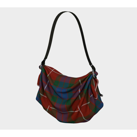 Fraser Ancient Tartan Origami Tote H5 Bags