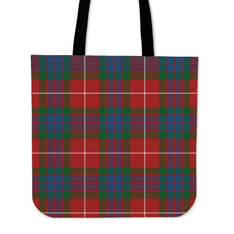 Fraser Ancient Tartan Tote Bag Bags