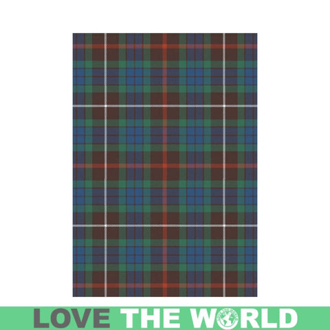 Fraser Hunting Ancient Tartan Flag K7 |Home Decor| 1sttheworld