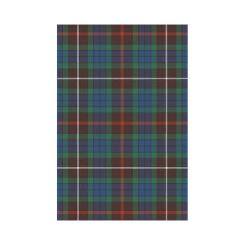 Image of Fraser Hunting Ancient Tartan Flag K7 |Home Decor| 1sttheworld